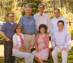 Harry Reid Family:  Four sons and only son -in-law all lobbyists in Washington.