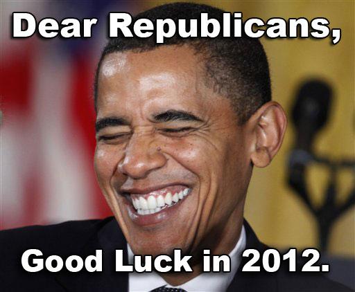 Obama in 2012